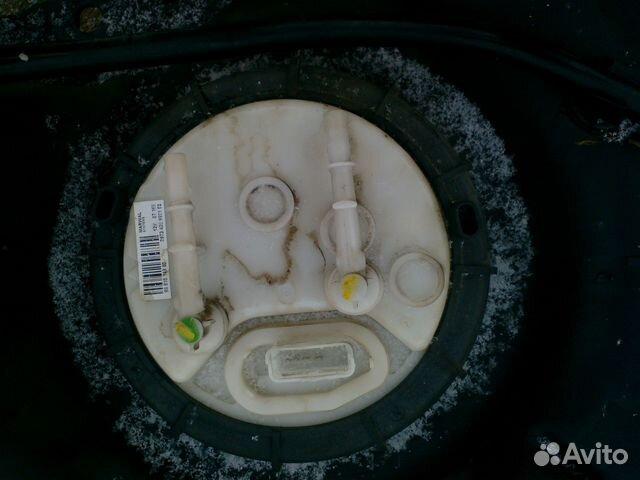 топливный насос peugeot 407
