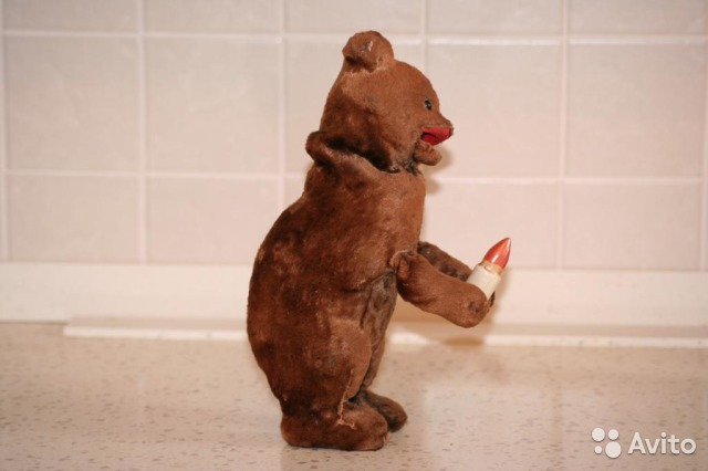 Заводной медведь ссср поиски кладов видео оружие времен вов