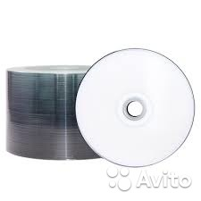 Диск CD-R 700Mb 52x Printable— фотография №1