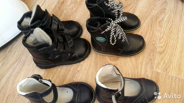 Детская ортопедическая обувь при заболевании ДЦП