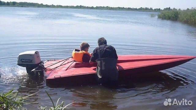 z 410 лодка