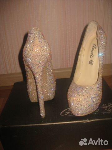 Шикарные туфли 89149158761 купить 1