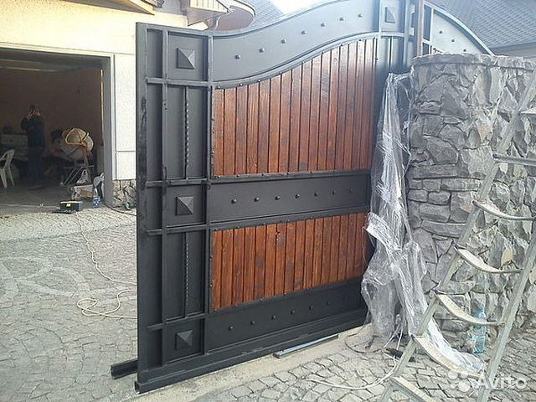 Ворота откатные купить комплектующие курск автоматические ворота расчитать