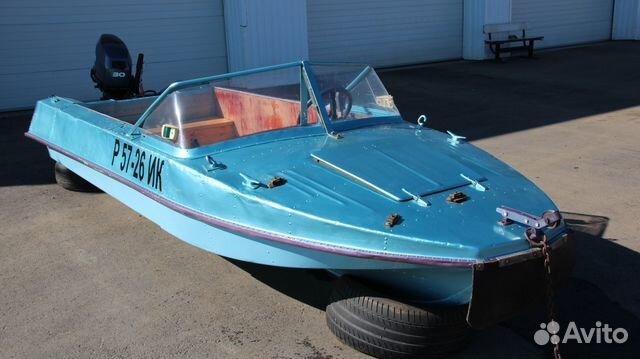 купить лодку обь в саратове на авито