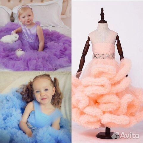Платье мама дочка авито