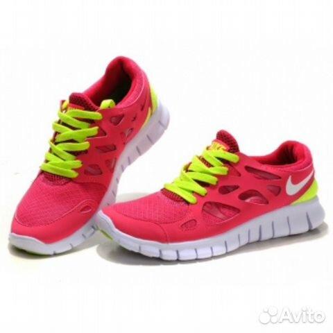 b9e39d68 Кроссовки Nike Free Run (Магазин) купить в Томской области на Avito ...