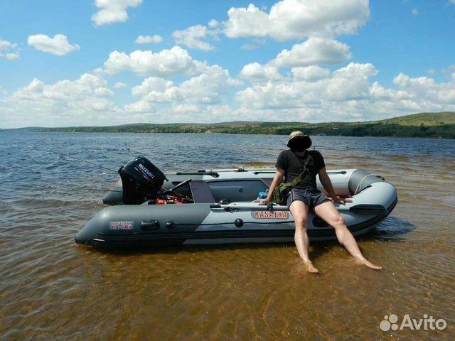 купить лодку пвх касатку кредит