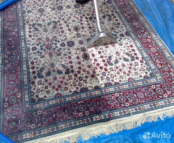 Химчистка ковров в СПб по доступным ценам 812 3807820