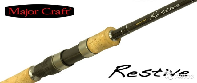 удилище major craft restive rts-692ml