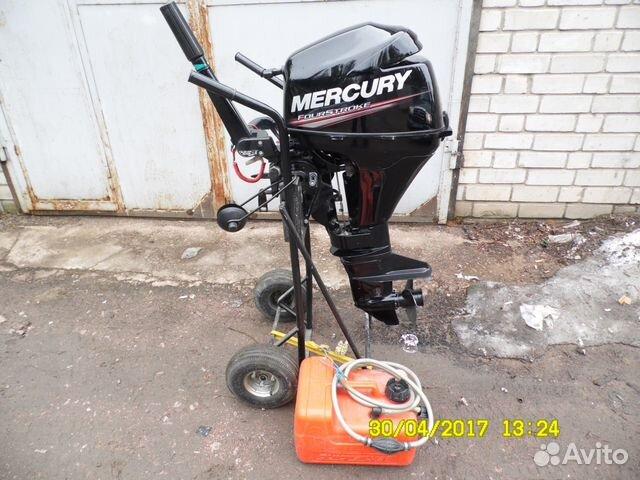 mercury лодочные 9.9 купить