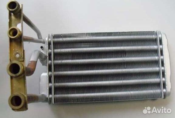 Теплообменник в котле будерус Подогреватель низкого давления ПН 56-16-4 II Гатчина