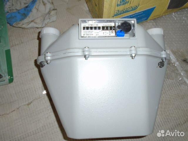 Счетчики газа бытовые СГМН-1 G6