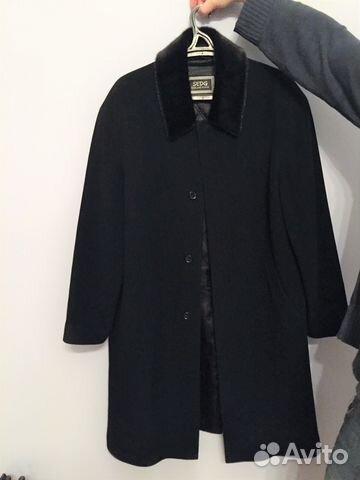 8461996f2f7 Пальто мужское кашемировое Sedg Collection