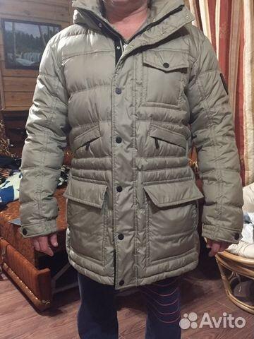 Удлинённый мужской пуховик Bogner 885d2bdb2c1