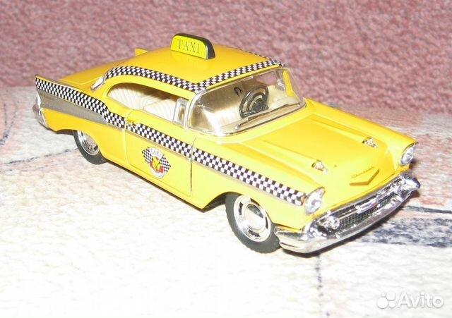 Chevrolet Bel Air 1957 Kinsmart 140 Festima