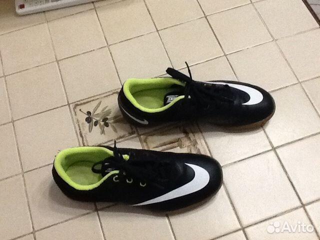 c5b13ee8 Футбольные бутсы для зала Nike 38 размер купить в Москве на Avito ...