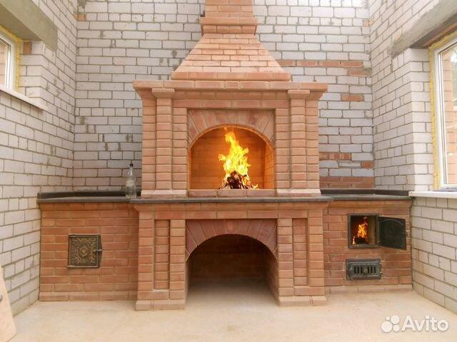 Строительство барбекю волгоград камин weber дровяной