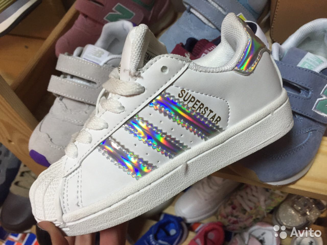 88f87256c9fe Adidas Superstar кеды детские Адидас суперстар 30   Festima.Ru ...