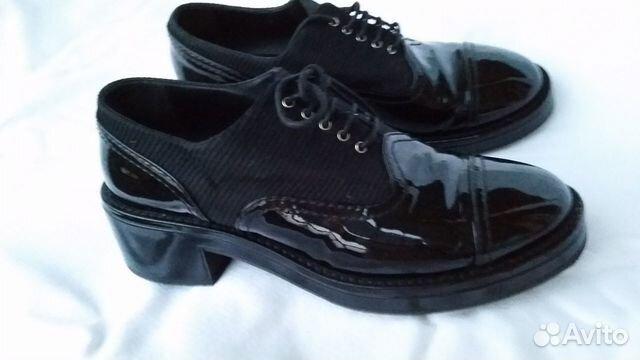 093e6efbd5c7 Обувь оригинал, chanel, hermes,FAB купить в Москве на Avito ...