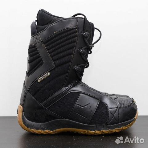f8375e0e0fef Ботинки для сноуборда Nidecker Radius   Festima.Ru - Мониторинг ...