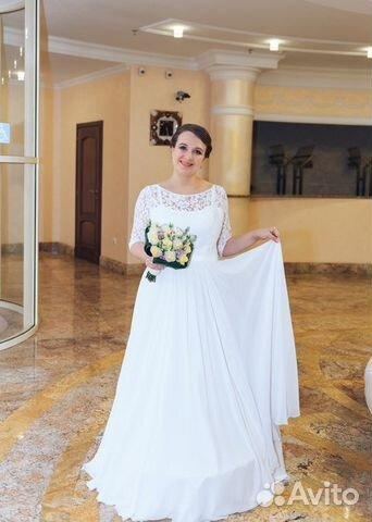 0bf1e7a6add Платье свадебное на прокат - Личные вещи