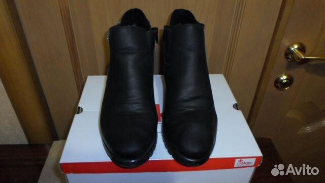 3f123c511 Зимняя обувь Rieker, новые (можно почтой) купить в Ростовской ...