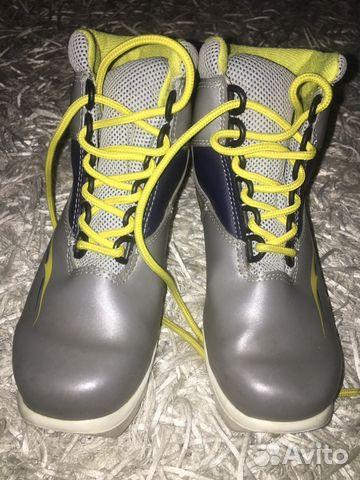Лыжные ботинки Детские   Festima.Ru - Мониторинг объявлений c403c2feeff
