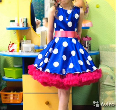 9273578a001 Платье ретро