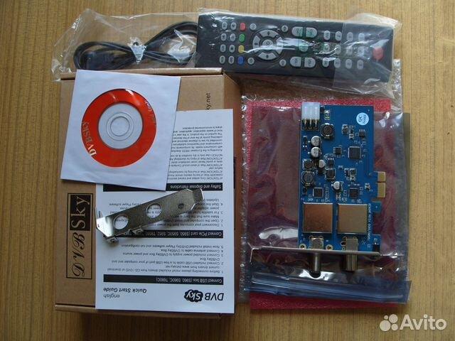 DVBSKY T980C PCIE DVB TUNER WINDOWS 7 DRIVER