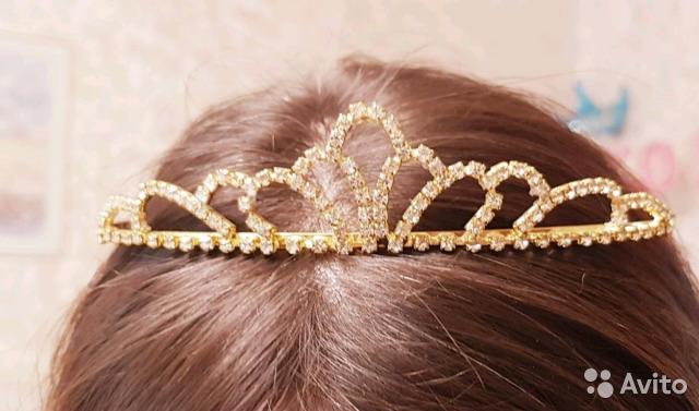 Украшения для волос, диадемы 89203654838 купить 2
