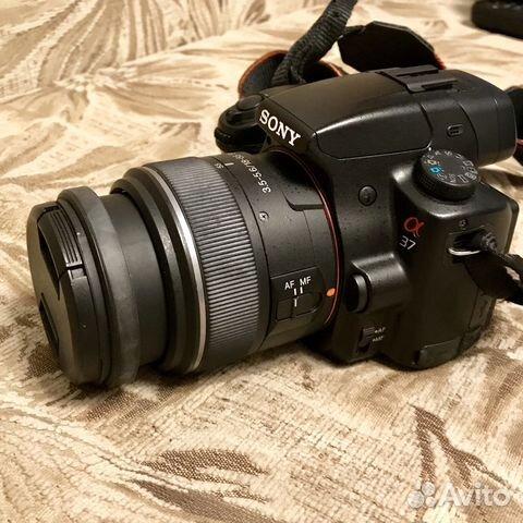 Фотоаппарат Sony A37 купить 2