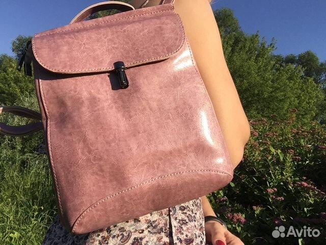 36dca6fe09e0 Рюкзак-сумка новый купить в Москве на Avito — Объявления на сайте Авито