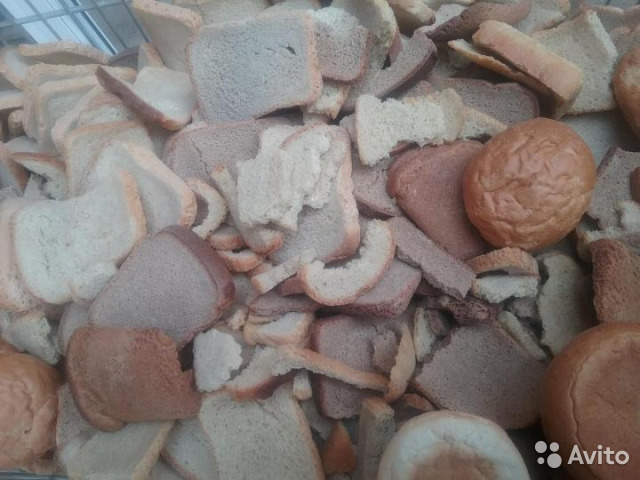 Сухари на корм животным 89043581090 купить 1