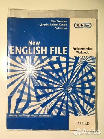 ответы new english file pre-intermediate workbook