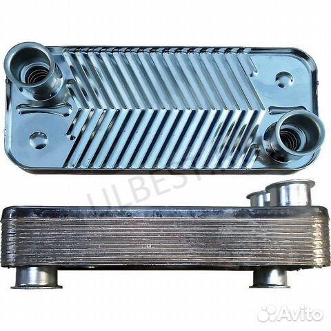 Купить теплообменник на навьен в уфе Пластинчатый теплообменник Thermowave EL-150 Новый Уренгой