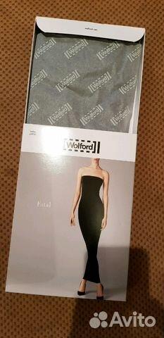 ef0cd4a8a564aa3 Платье Wolford Fatal купить в Москве на Avito — Объявления на сайте ...
