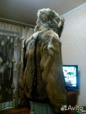 Куртка из меха волка 89507931979 купить 2