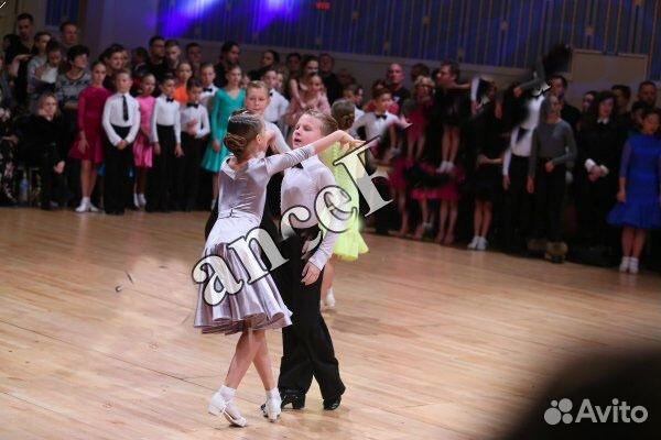 7d29f68a72d Стальная латина платье бальные танцы купить в Республике Крым на ...