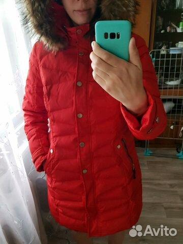 Куртка пуховая зимняя 89086408647 купить 6
