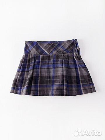 Новая юбка на девочку на рост 110 см купить 1