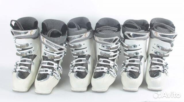 Горнолыжные ботинки Б У Salomon Divine 880 24,5 см купить в ... 53e356830b5