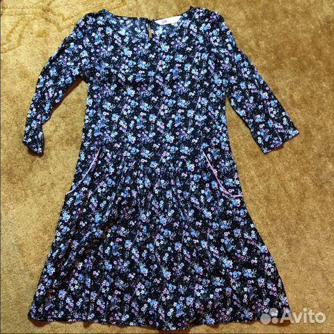 4eb31e6002d Платье цветное для девочки 10 лет купить в Москве на Avito ...
