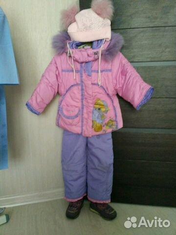 25059d272929 Зимняя одежда для девочки 2-3 лет