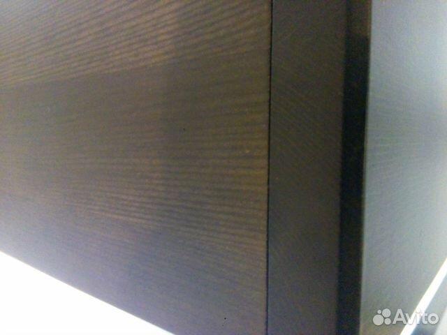 Полки массив венге акриловое стекло комплект
