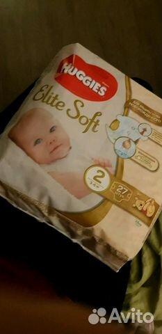 Подгузники Huggies Elite Soft   Festima.Ru - Мониторинг объявлений 055923bd326
