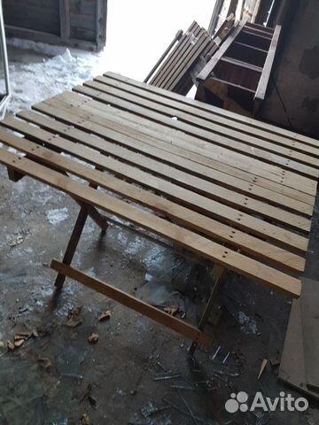 столы складные для улицы Festimaru мониторинг объявлений