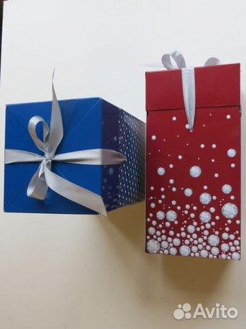 Подарочные коробки (новые) 89009281686 купить 1