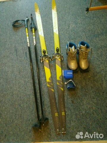 3d9c9bf2a217 Лыжи детские беговые купить в Саратовской области на Avito ...