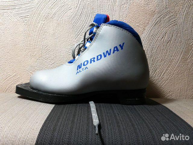 Лыжные ботинки для классики 31 р - Личные вещи, Товары для детей и игрушки  - Санкт-Петербург - Объявления на сайте Авито 0ca7a791c36