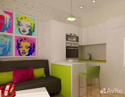 Продается квартира-cтудия за 2 450 000 рублей. г Москва, ул Мусы Джалиля.